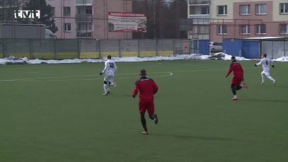36828aa25 Futbalisti MŠK Fomat odohrali posledný domáci prípravný zápas pred jarnou  časťou